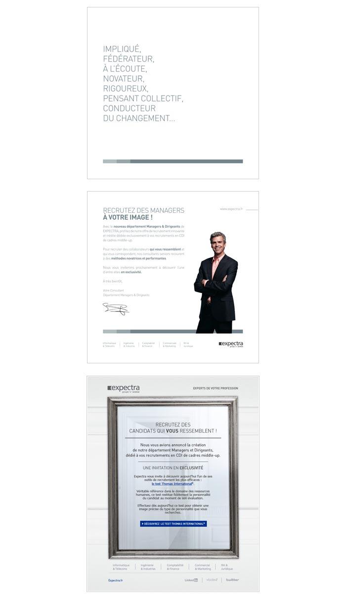 web marketing pour secteur recrutement