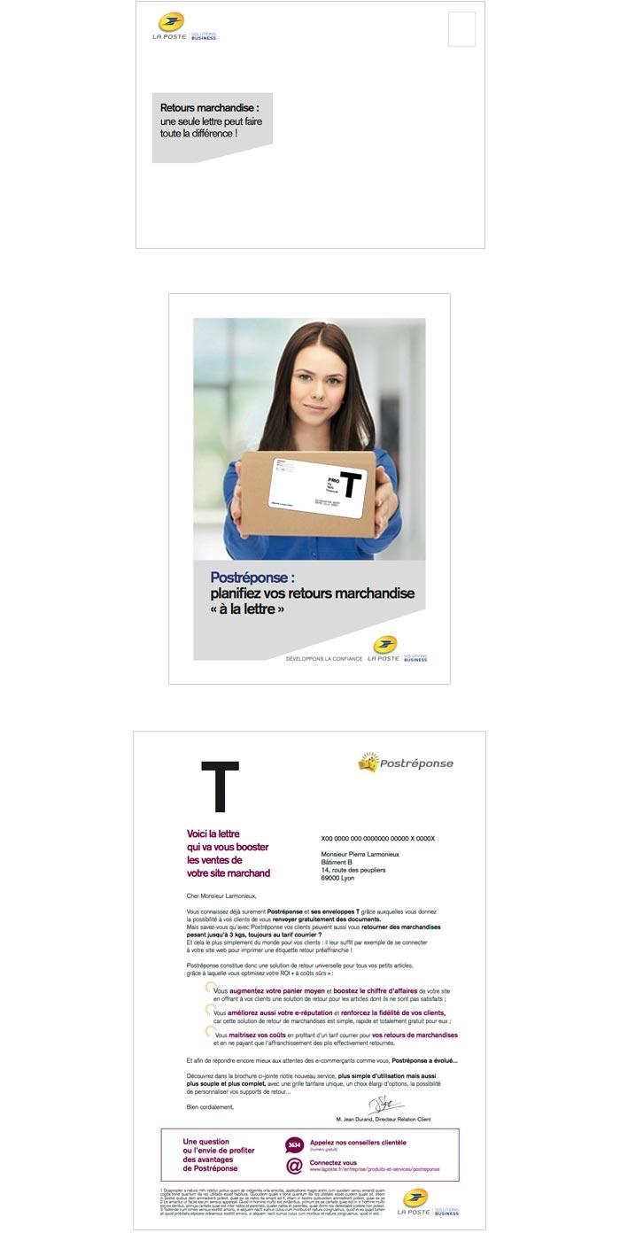 mailing papier pour e-commerçants