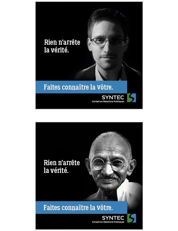 campagne de communication pour agences de relations publics
