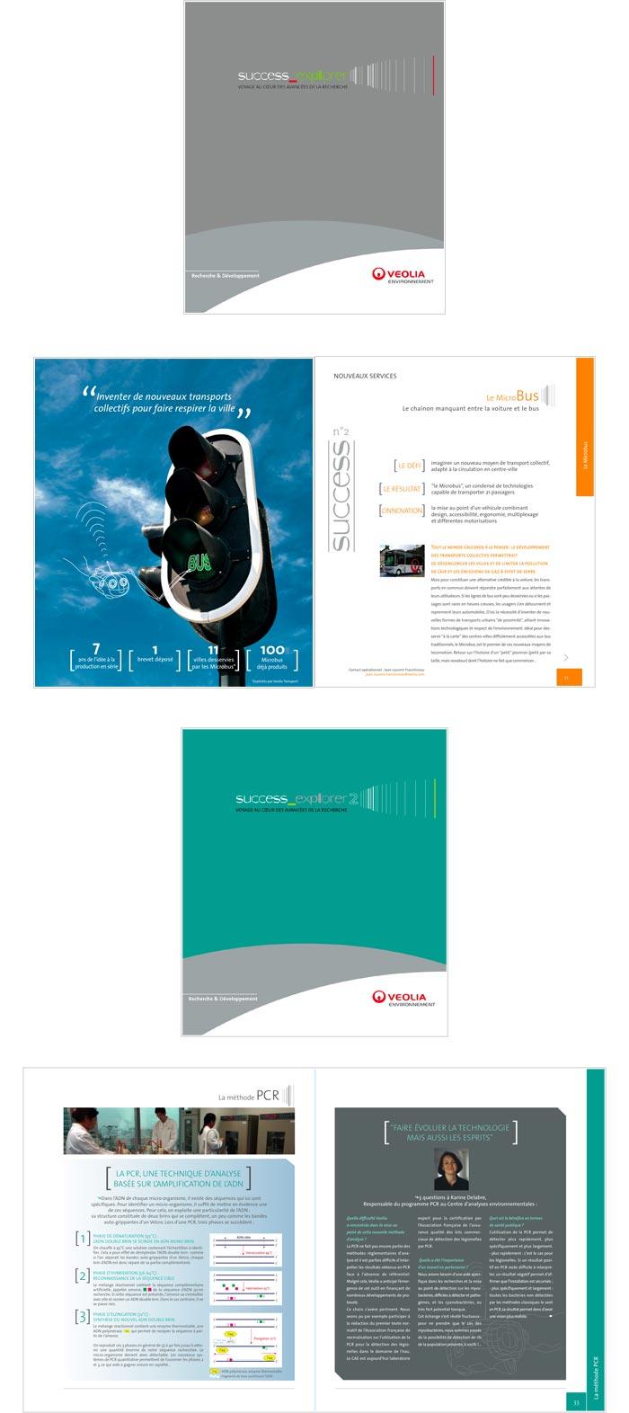 brochure sur R&D et Développement durable