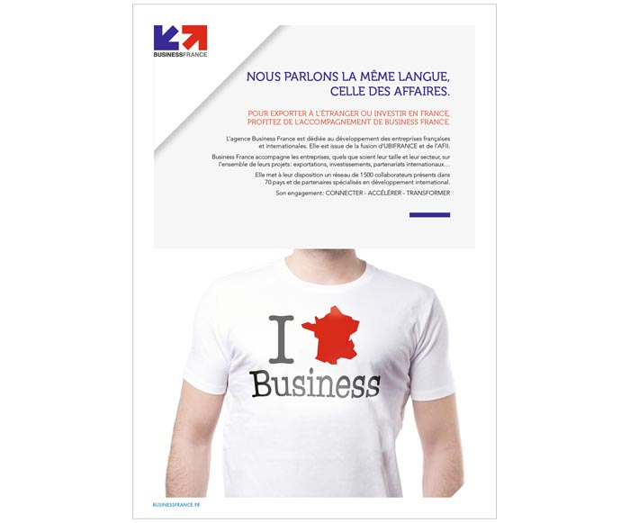 annonce presse institutionnelle pour agence gouvernementale