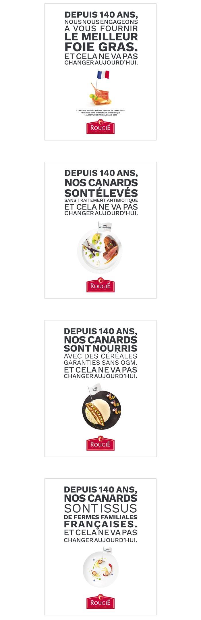 campagne presse BtoB pour les cuisiniers