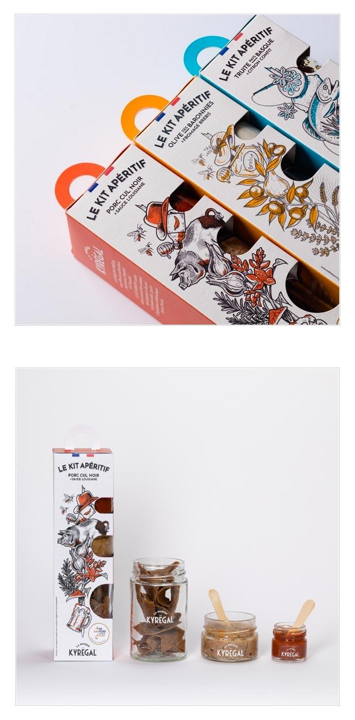 textes packaging pour produit alimentaire