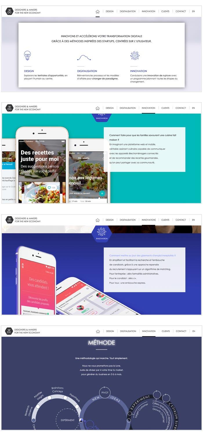 rédaction web pour agence digitale