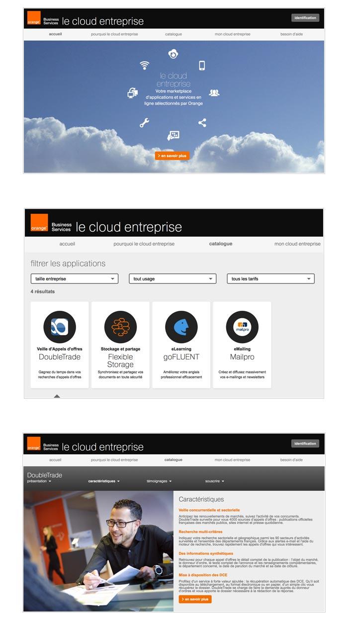 site web sur les NTIC pour les grandes entreprises